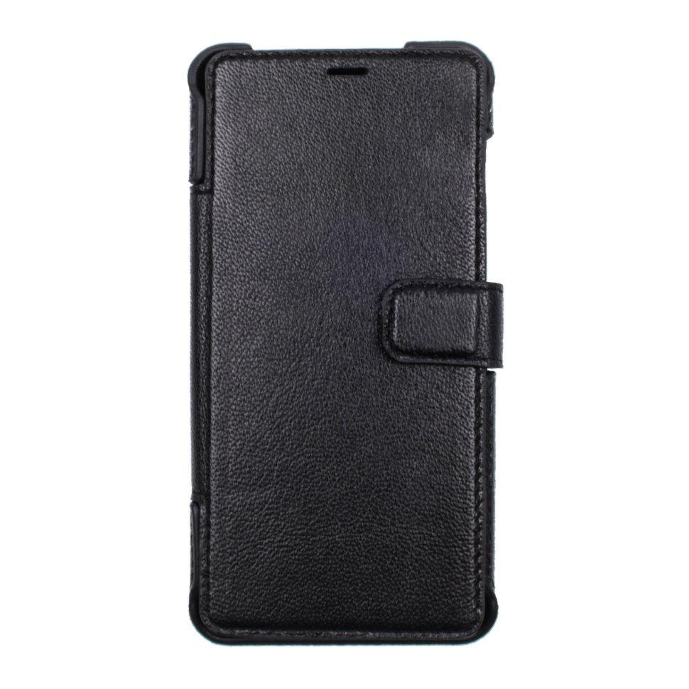 Чехол-книжка Valenta для Prestigio MultiPhone Wize PX3 3528 Black (1214311p3528)