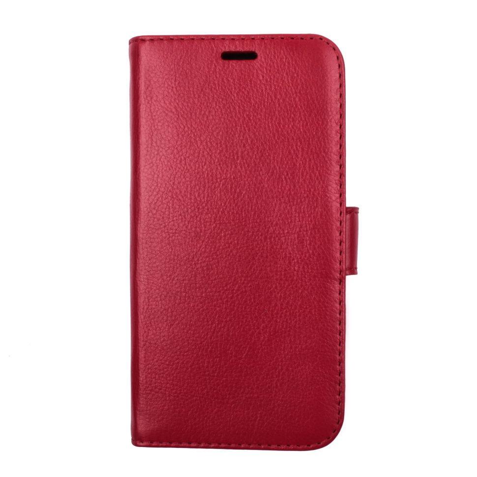 Чехол-книжка Valenta для Apple iPhone X Red (124113ix)