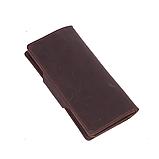Кошелек Valenta кожаный Коричневый (ХР25610), фото 2