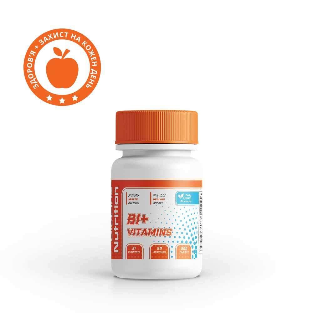 Мультивитамины BioLine Nutrition   200 таблеток
