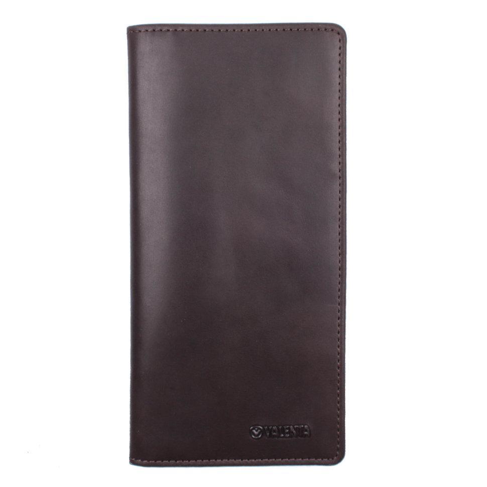 Тревел-кейс Valenta кожаный Темно-коричневый (ХР78624)