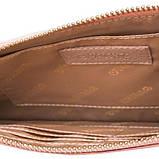 Клатч женский Valenta кожаный Розовый (КЕ4395), фото 3