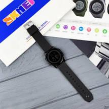 Оригинальные наручные часы Skmei 1502 All Black | Оригинал Скмей, Гарантия 1 год!, фото 2