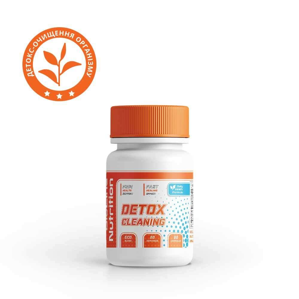Детокс BioLine Nutrition | 60 капсул