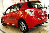 Молдинги на двери для Toyota Verso lift 2013+, фото 4