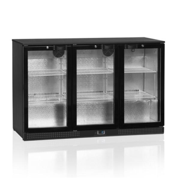 Барний холодильник TEFCOLD DB300H-3-P