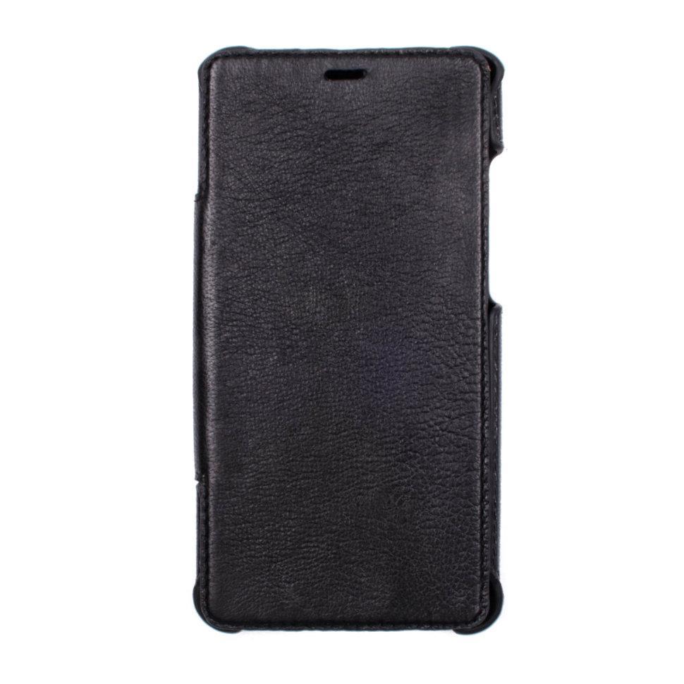 Чохол-книжка Valenta для Xiaomi Redmi Note 4 C6 Міжнародна версія Black (1287311xrn4)