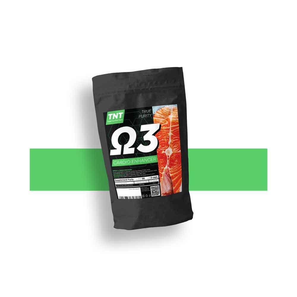 Omega-3 Cardio TNT | 60 капс