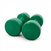 Гантели спортивные 3х3 кг (2шт)