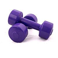 Гантели для фитнеса 1.5х1.5 кг (2шт)