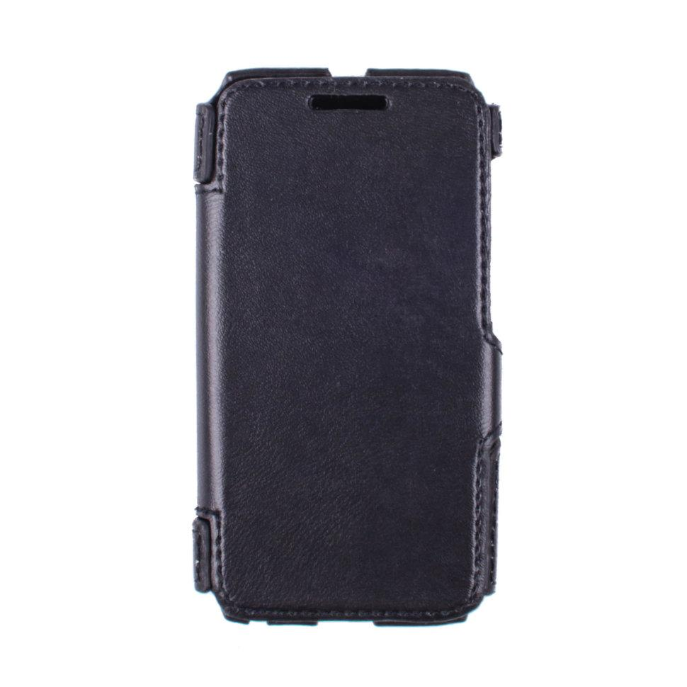 Чохол-книжка Valenta для Alcatel One Touch 4009D Dual Sim Black (1209521a4009)