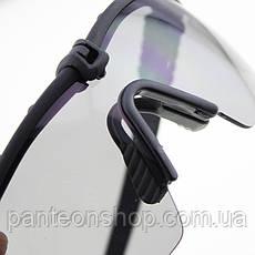 Окуляри захисні V6 grey-limpid [CROSS], фото 2
