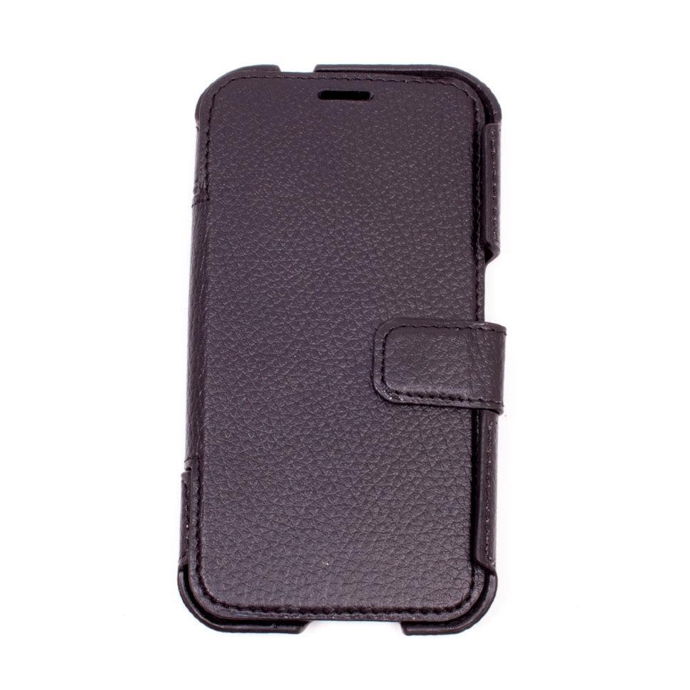 Чохол-книжка Valenta для Samsung Galaxy J1 2016 Duos SM-моделі j120 Black (1214521sg120)