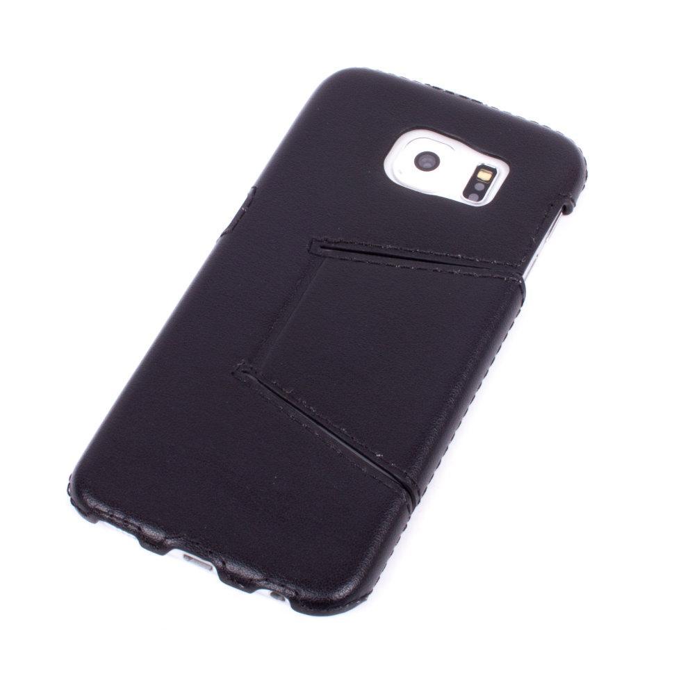 Панель Valenta для Samsung Galaxy S6 G920 Black (123011sg6)