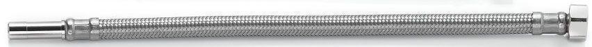 Шланг для змішувача Tucai TAQ GRIF H1/2-M10-L37 1,5 м з довгим штуцером