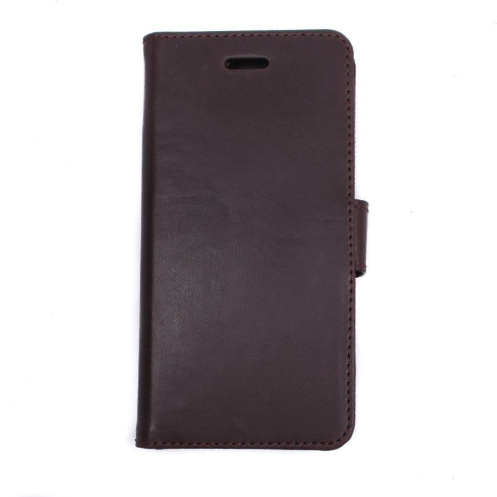 Чохол-книжка Valenta для iPhone 7/ 7s/8 Brown (1241624ip7)