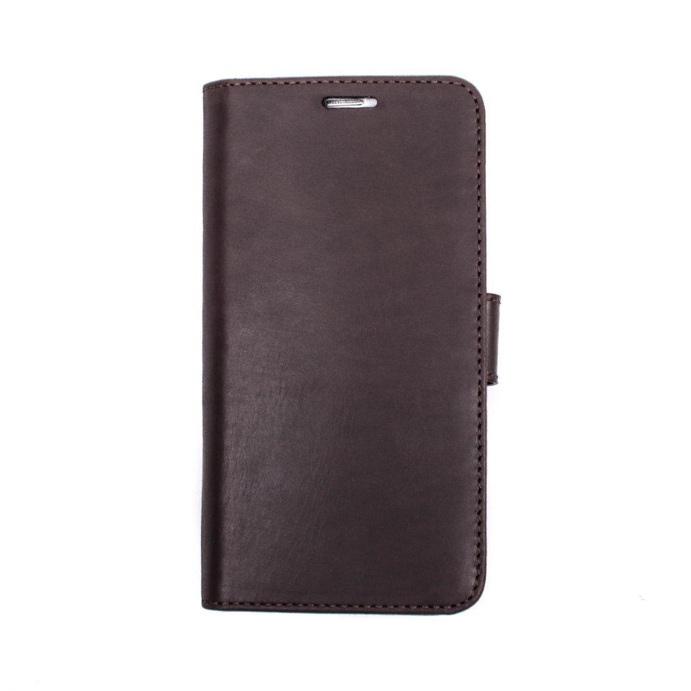 Чохол-книжка Valenta для Samsung Galaxy S6 G920 Brown (1241624sg6)