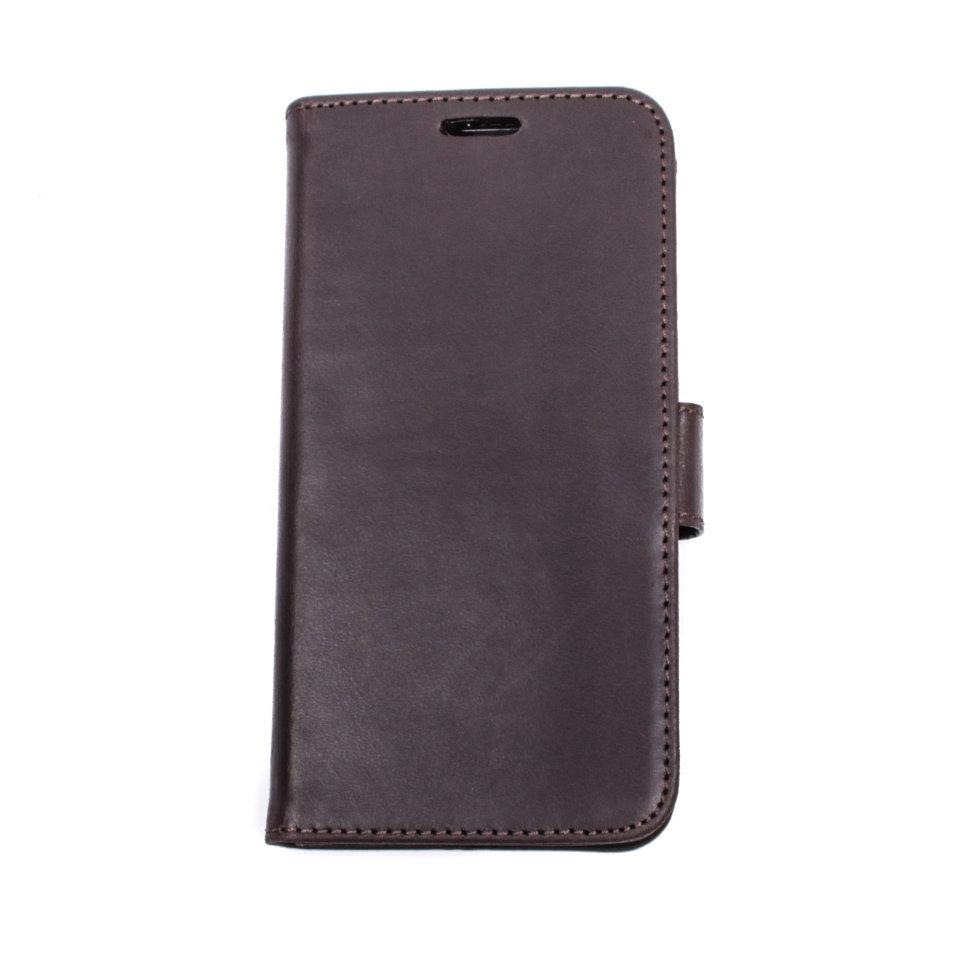 Чехол-книжка Valenta для Samsung Galaxy S7 Brown (1241624sg7)