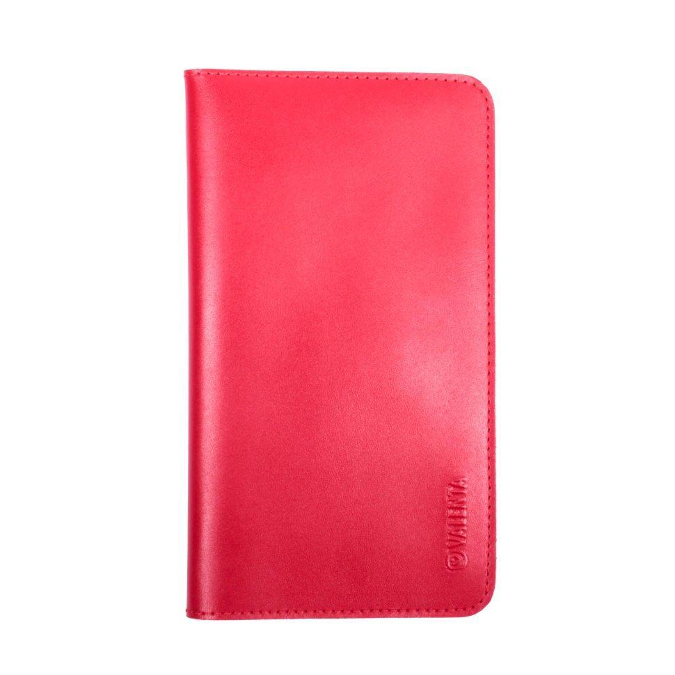 Чохол-гаманець Valenta універсальний Red (1153543XL)