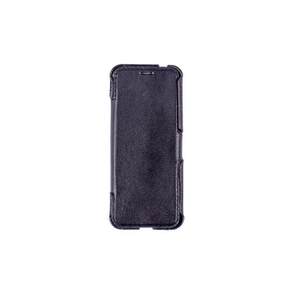 Чехол-книжка Valenta для Nokia 230 Dual Sim Black (120911n230)
