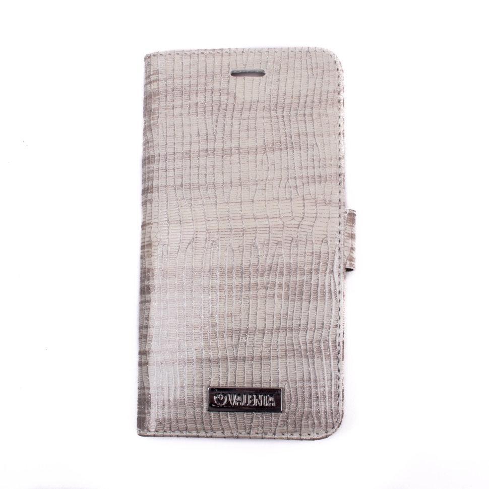 Чехол-книжка Valenta для Apple iPhone 7 Plus/ 7s Plus/ 8 Plus White (1075392i7p)