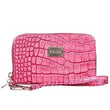 Гаманець жіночий Valenta шкіряний Рожевий (С104534)
