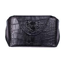Футляр для очков Valenta кожаный Черный (О131)