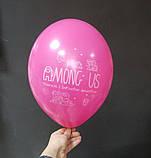 """Латексный шарик принт Among Us ассорти 12 """"30см Belbal ТМ"""" Star """", фото 6"""