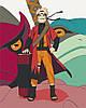 Картина за номерами Аніме Наруто Виклик мудрості 38*50 см Art Craft 10236-AC Розмальовки, фото 2