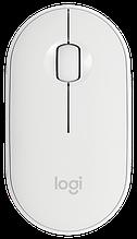 Мышь беспроводная Logitech M350 White