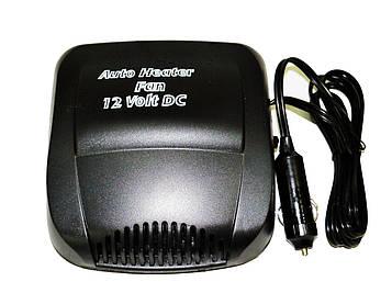Автомобильный обогреватель салона от прикуривателя, вентилятор, Aeroterma si Ventilator, 150W Heizlufter