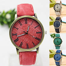 Жіночі наручні годинники Джинс