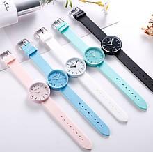 Силіконові жіночі годинники