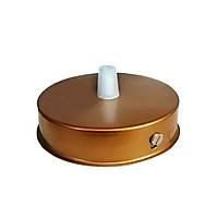 Комплект для монтажа люстры, монтажная основа для светильников, золото