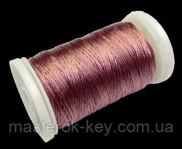 Нитка полиэстер для ручного шитья и рукоделия цвет Лаванда 2471