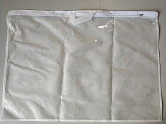 Упаковка для подушки 50х70 см ПВХ 70 Белая