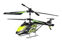 Вертолёт на радиоуправлении 3-к WL Toys S929 с автопилотом (зеленый), фото 1