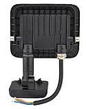 Прожектор LED c датчиком руху Ritar RT - FLOOD/MS 20A 20W IP65 2000Lm Black (01203), фото 3