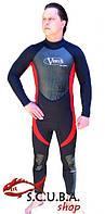 Гидрокостюм для дайвинга, серфинга, кайтинга, виндсерфинга VERUS 3 мм, фото 1
