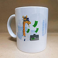 Кружки и чашки с принтами ОПТом и дропшиппинг