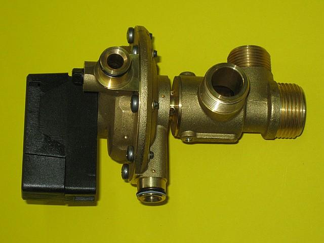 Трехходовой клапан Hermann Supermicra, Micra 2, фото 3