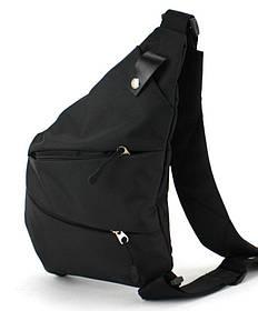 Сумка мужская Wallaby на плечо удобный мессенджер барсетка мужские сумки 8w113 черная