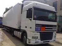 Перевозки по АР Крым изотермическими фургонами