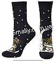 Носки оптом женские махровые на резинке, фото 5