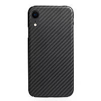 Карбоновый чехол для Apple iPhone XR Karbon case, фото 1