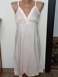 Ночная рубашка 100% хлопок  на  брительках  FAZO-R размер 44-46