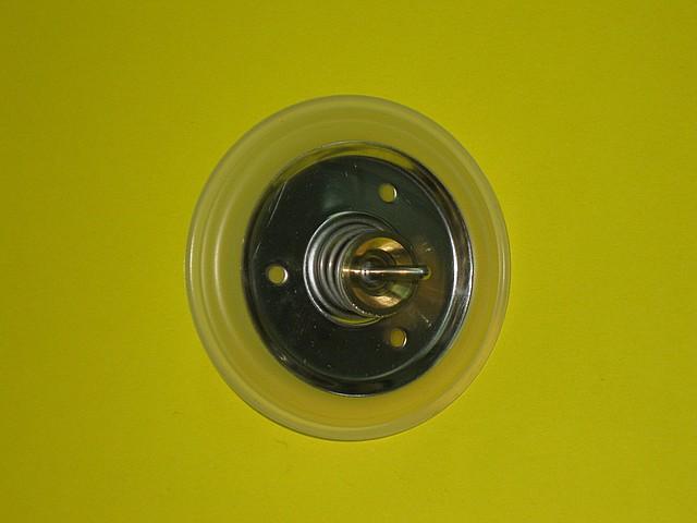 Мембрана (силиконовая) трехходового клапана Hermann Supermicra, Micra 2