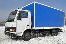 Перевозки по АР Крым- 5-ти тонными автомобилями