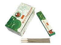 Благовония натуральные индийские аромапалочки Нандита Nandita Original Frank Incense 15 грамм