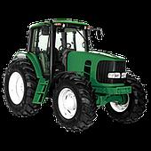 Запчастини та витратні матеріали до тракторів